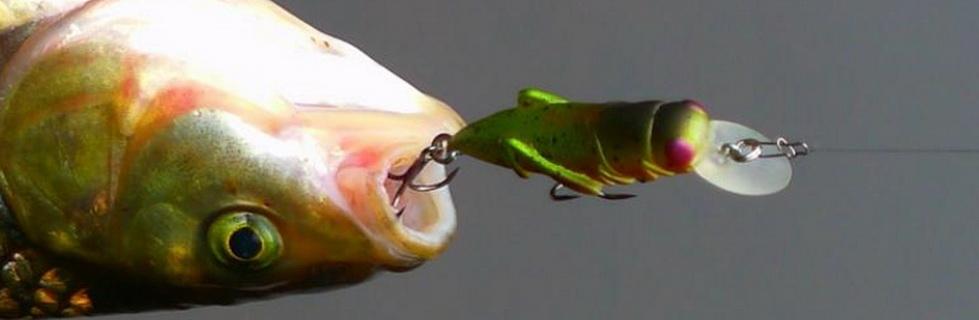Воблеры имитации насекомых